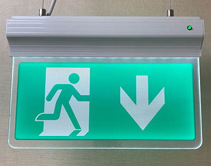 Commercial & Industrial - Emergency Lighting