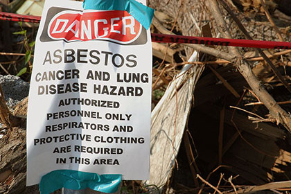 Domestic - Asbestos Trained