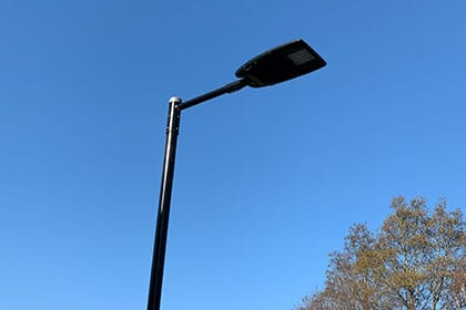 Commercial Car Park Lighting - Image