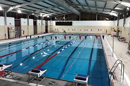 School Works - Swimming Pool - Image