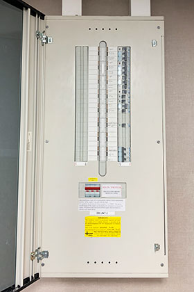 Three Phase Power - Distribution Board - Image 1